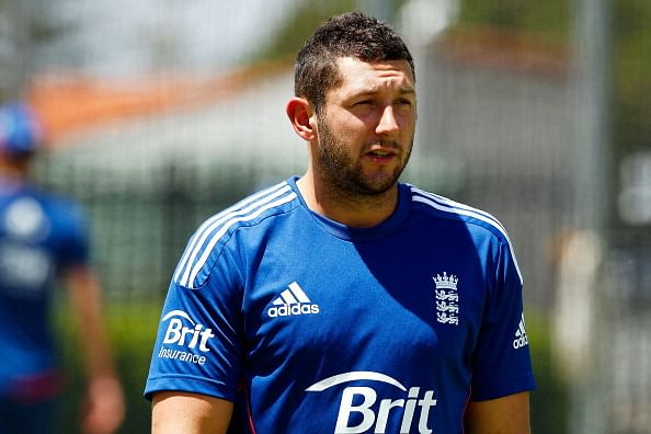 England's Tim Bresnan ruled out of T20I against India