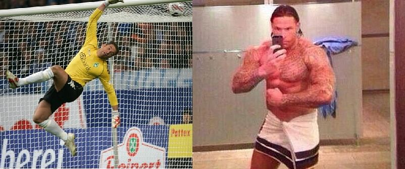 Former Germany goalkeeper Tim Wiese gets offer from WWE