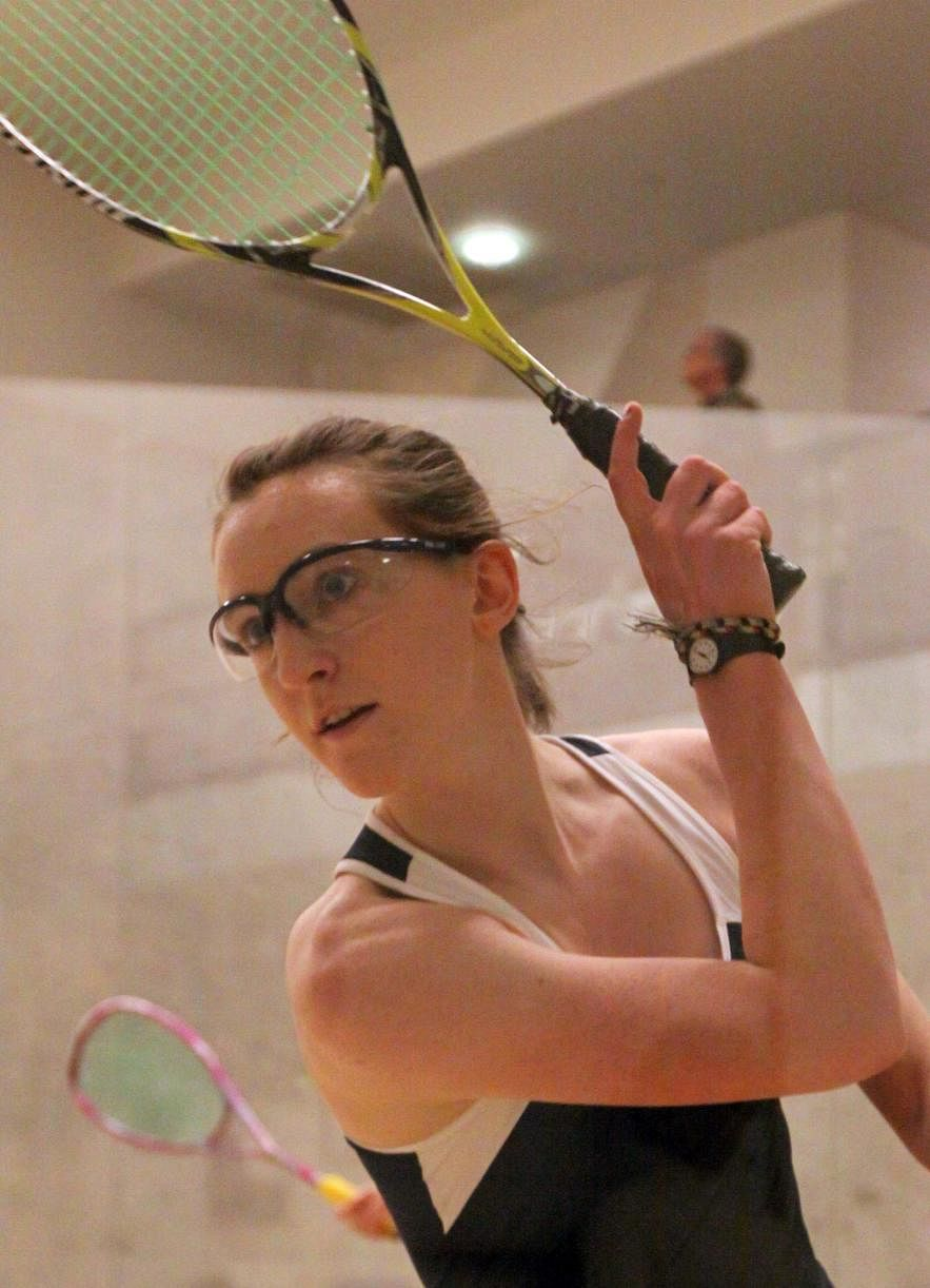 Defending champions Great Britain face Egypt in World University squash final