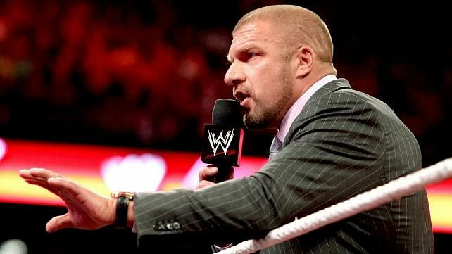 WWE: Triple H on never getting along with The Rock, their Wrestlemania 30 conversation