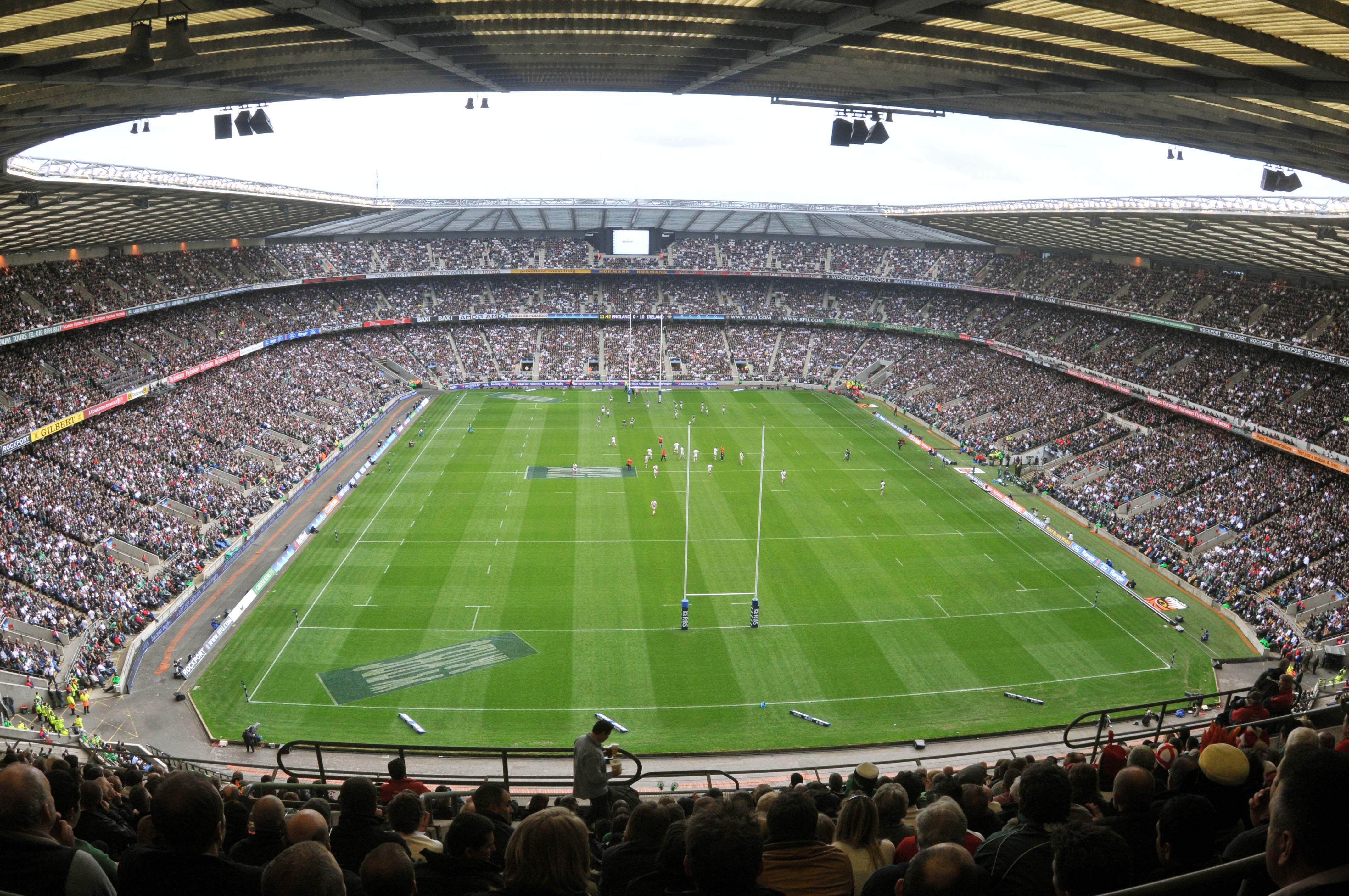 rugby start time twickenham