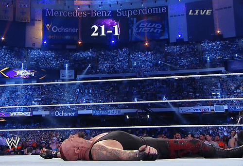 Recent photos of The Undertaker revealed by his wife