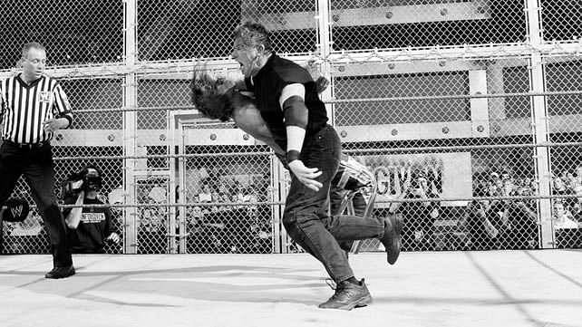 Top 10 WWE Hell in a Cell Moments