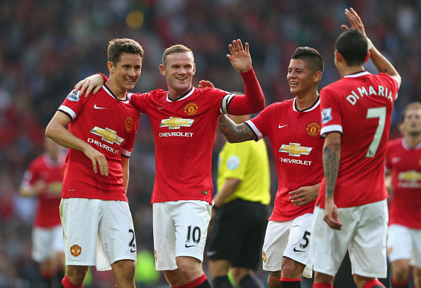 Tweets of the day: Manchester United 4-0 Queens Park Rangers