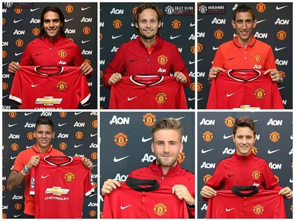 Manchester United's Christmas in the Summer Transfer Window