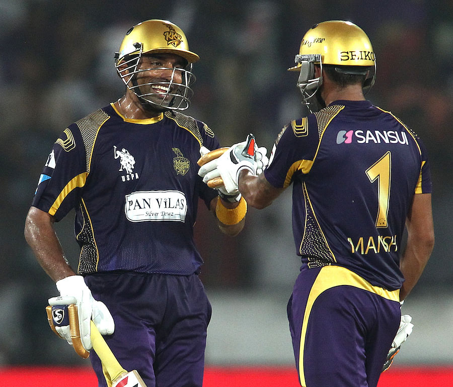 Robin Uthappa wants KKR to focus on their strengths ahead of CLT20 semi-final
