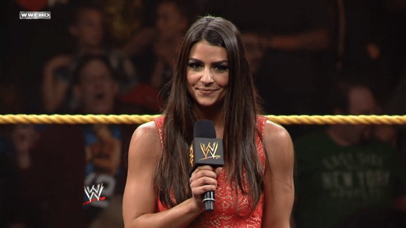 WWE NXT Diva Veronica Lane leaves the company