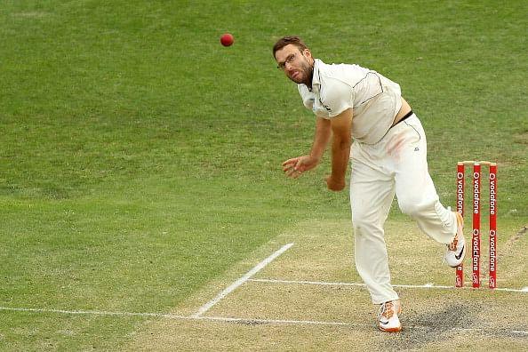Daniel Vettori's debut in International Cricket