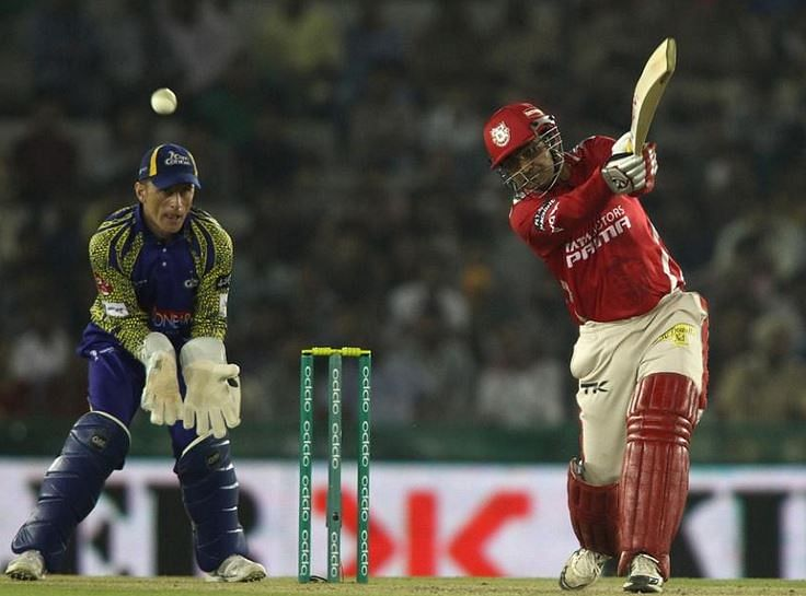 CLT20 2014: Kings XI Punjab v Cape Cobras - Tweets of the day
