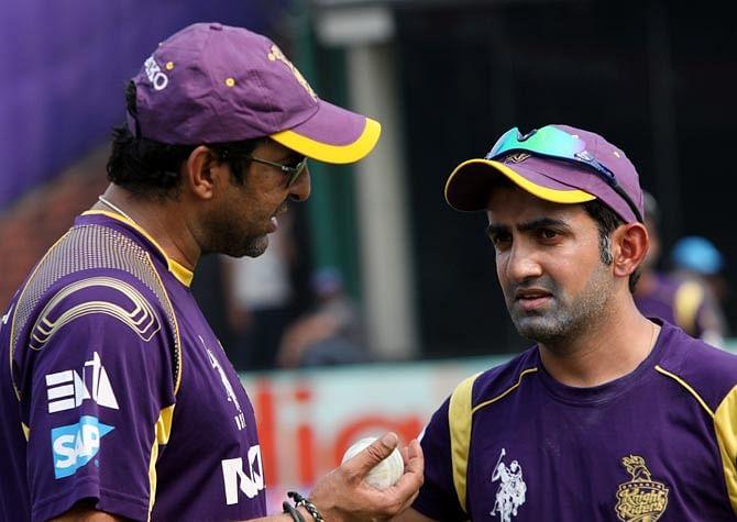 Wasim Akram gives Gautam Gambhir credit for KKR's winning streak