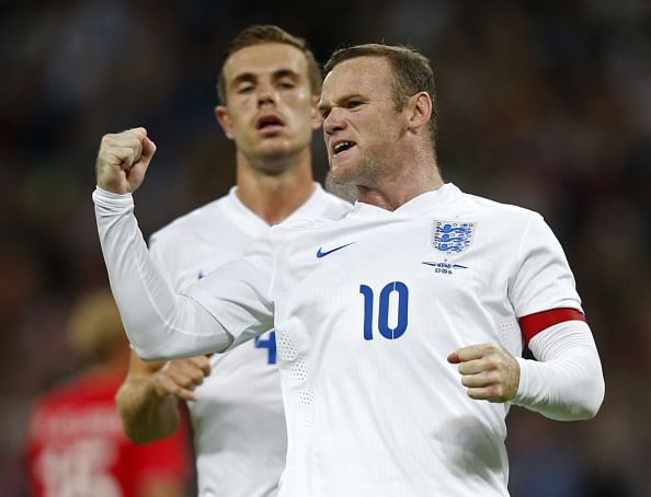 Highlights: Wayne Rooney goal helps England beat Norway 1-0 as Wembley records lowest attendance