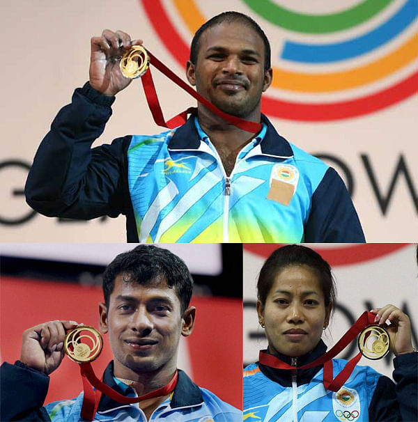CWG weightlifting team retained for Asian Games