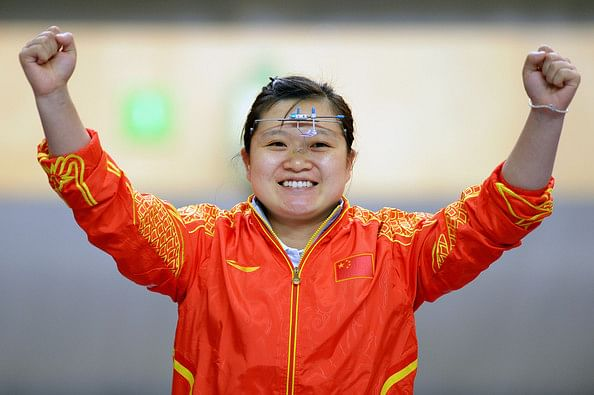 China clinch first gold medal at Incheon Asian Games