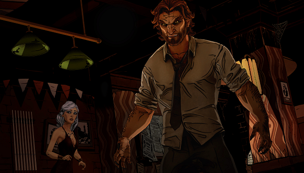 The Wolf Among Us to release for PS4 and Xbox One