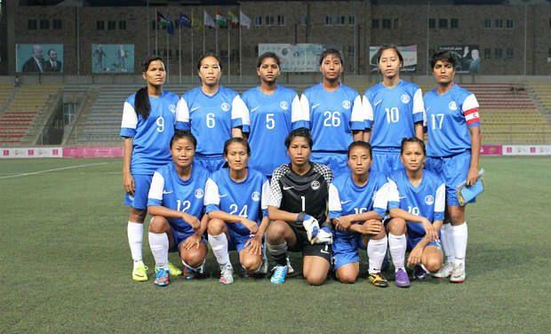 Asian Games 2014 football: Indian women go down to Korea Republic