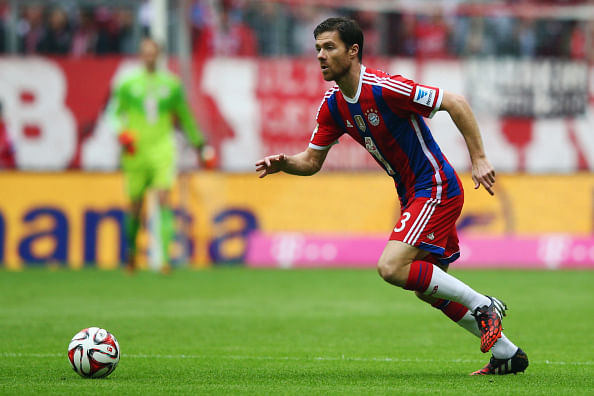 Xabi Alonso a hit at Bayern Munich after only two matches in the Bundesliga