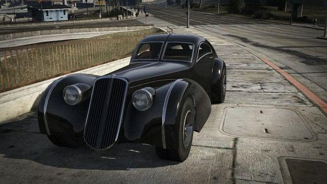 GTA V hidden vehicles