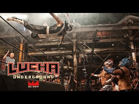 Video: Undertaker and John Cena name-dropped in new Lucha Underground promo