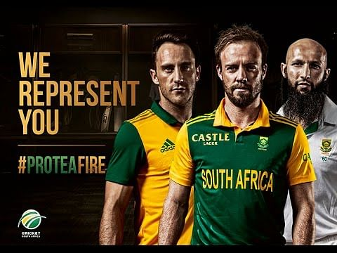Video: South Africa release #ProteaFire campaign