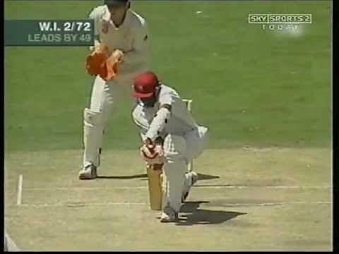 Video: Magical Shane Warne bowls Daren Powell round his legs