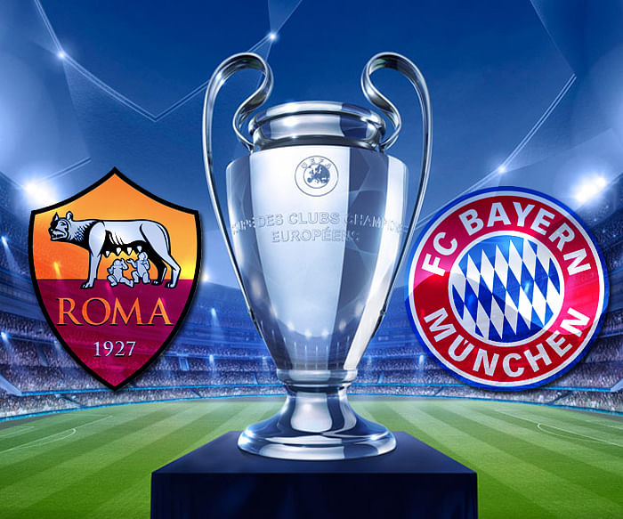 AS Roma host Bayern Munich in their first big home Champions League clash