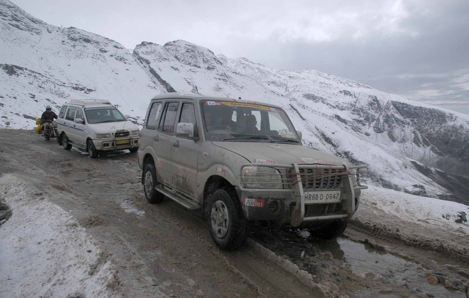 17th Raid de Himalaya to start from Manali