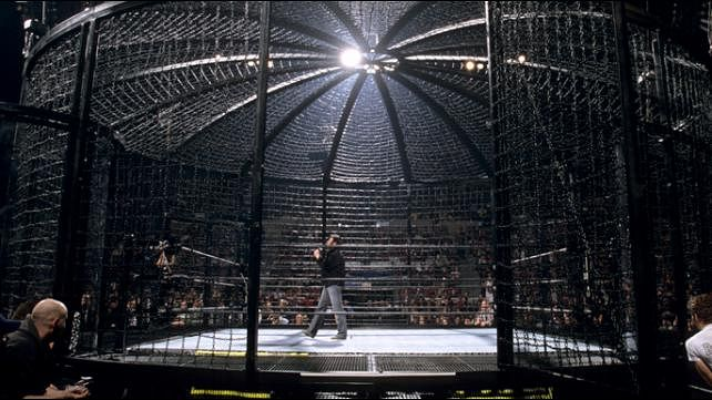 Reports: WWE dropping Elimination Chamber PPV?