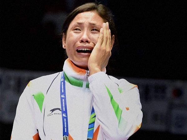 Sarita Devi suspended by AIBA for Asian Games protest
