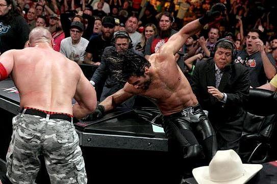 WWE Live Event Results From Malaysia (10/9): Cena Vs. Rollins, Sami Zayn Gets Title Shot, Bray Wyatt