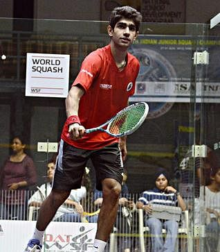 Kush Kumar beat Lance Beddoes to reach quarterfinals