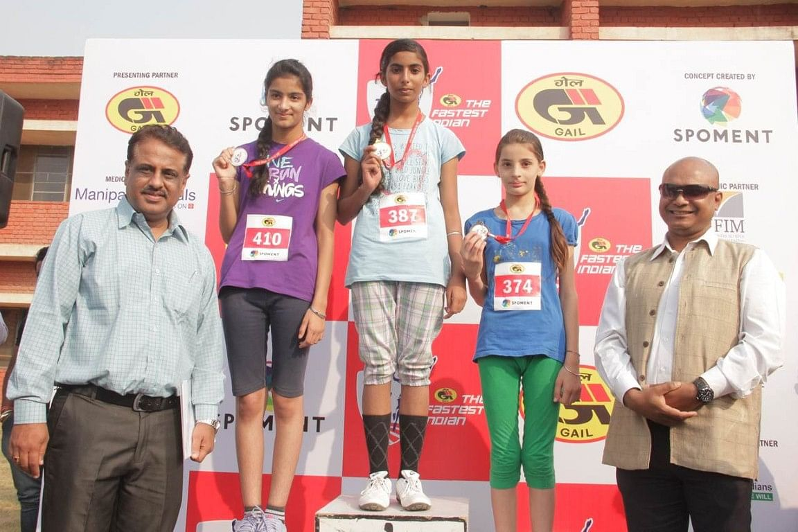 GAIL- The Fastest Indian results from Ludhiana