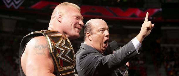 Plans for Lesnar's return, Backstage story on Orton
