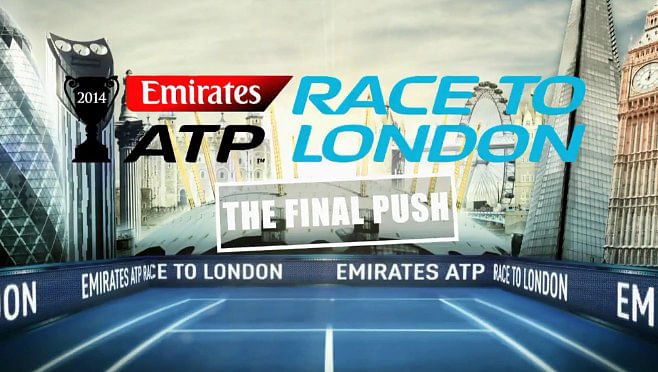 Race to London 2014: Who will make the cut for the ATP World Tour Finals?
