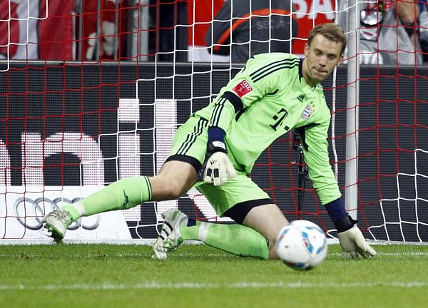 Former Ballon d'Or winner Andriy Shevchenko backs Manuel Neuer to win the prize