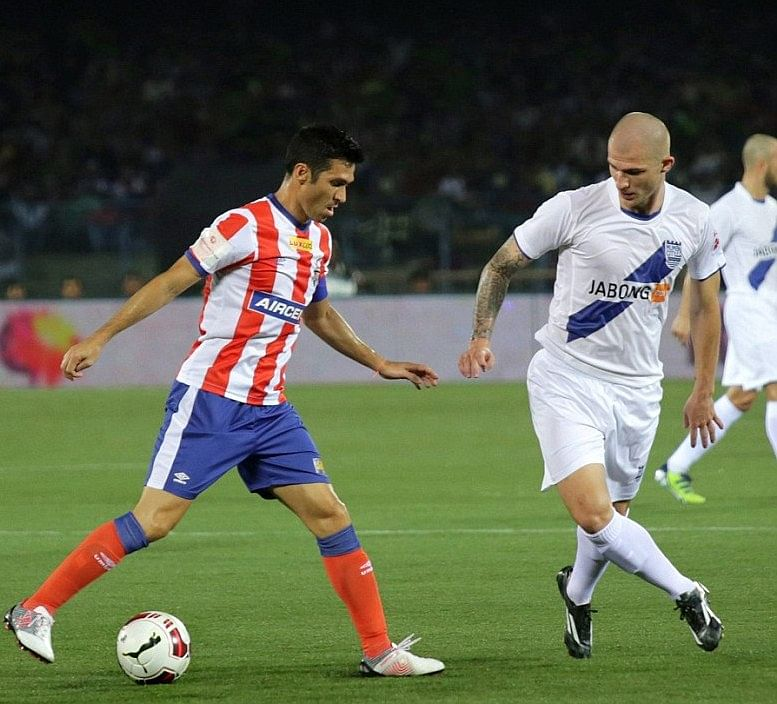 Atletico de Kolkata's Luis Garcia may be out of action for a week due to injury
