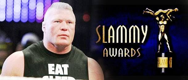 Big update on Brock Lesnar and the WWE Slammy Awards