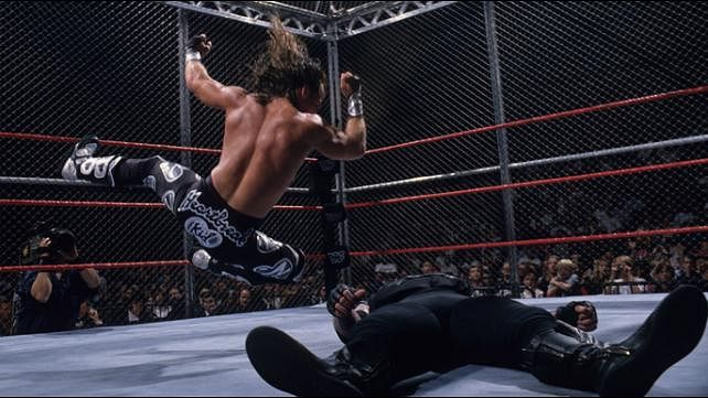 5 most scariest Hell in a Cell moments