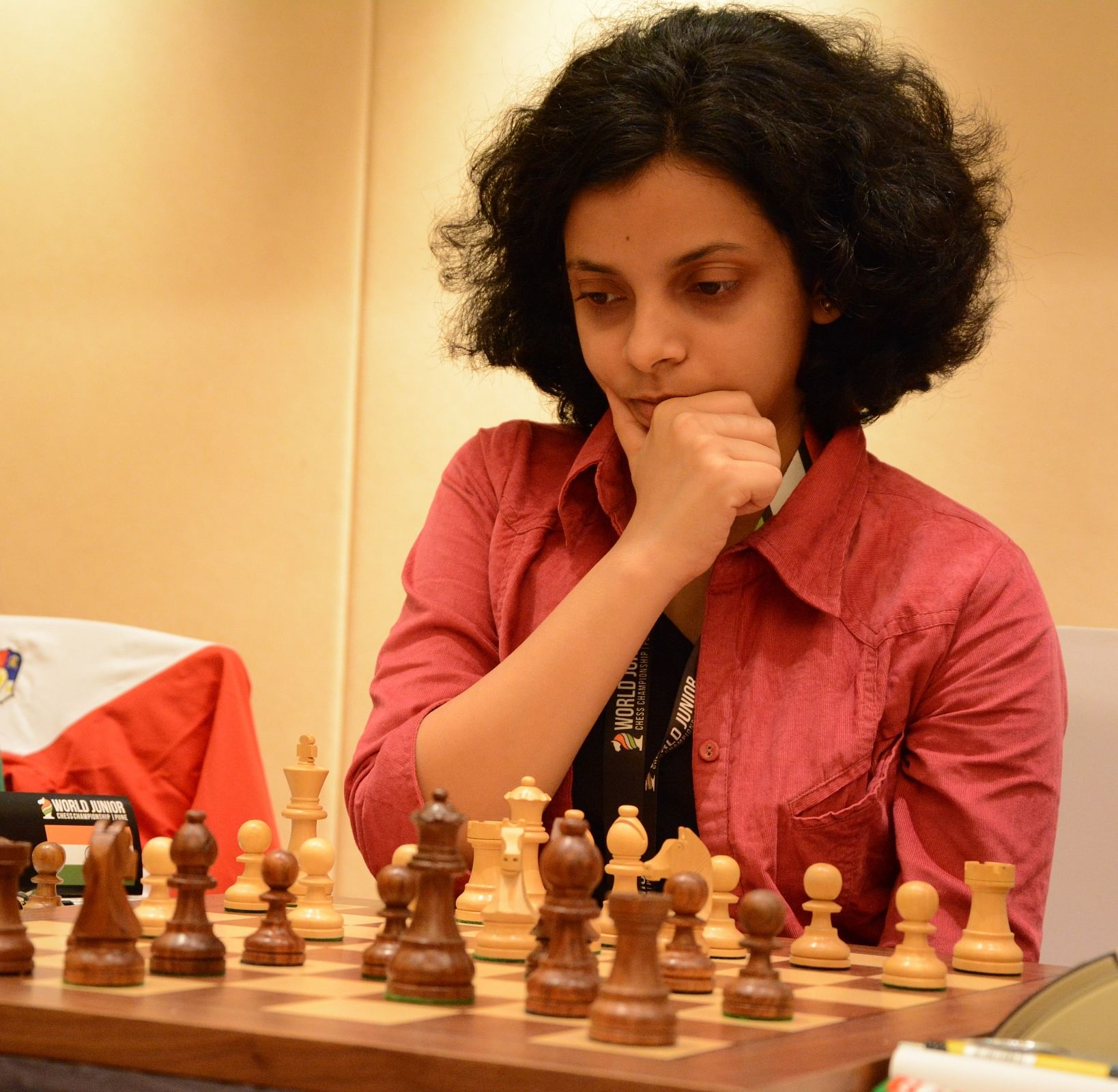 Padmini Rout showing promising signs at world junior chess championships