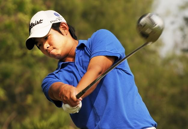 In-form Pavit Tangkamolprasert seizes lead at Chang Hwa Open