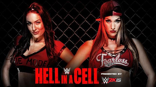 WWE Hell in a Cell 2014 : Final match card predictions