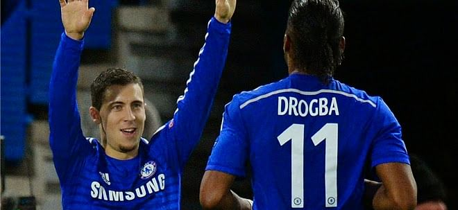 Chelsea 6-0 Maribor - Chelsea were in a different class