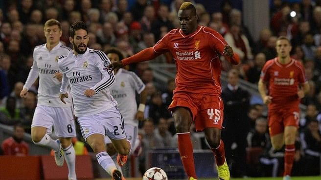 Time running out for desperate Liverpool striker Mario Balotelli