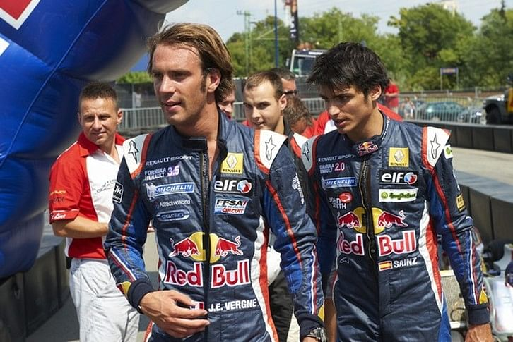 Vergne, Sainz Jr or Lynn - Who deserves the second seat at Toro Rosso?