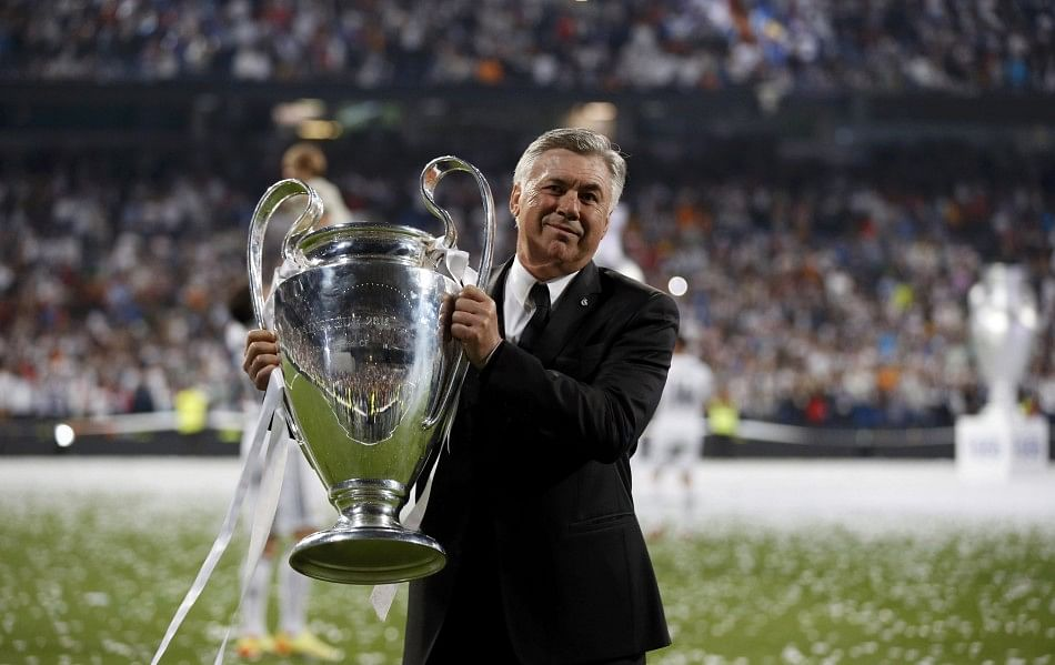 Why Carlo Ancelotti is the most adaptable manager in the world today