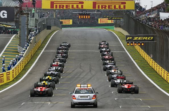 Interlagos revamp to improve F1 driver safety