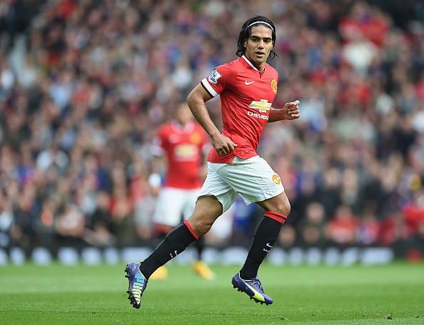 Radamel Falcao to sign for Manchester United on a permanent basis for €56 million