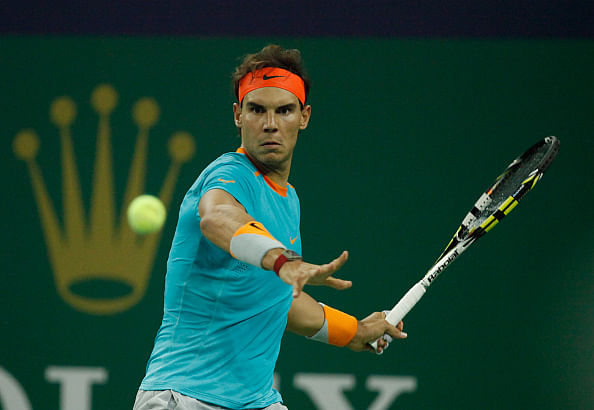 Rafael Nadal is recovering from appendicitis