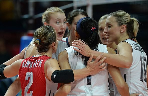 China, US in contention to reach semis of FIVB Women's World Volleyball Championship