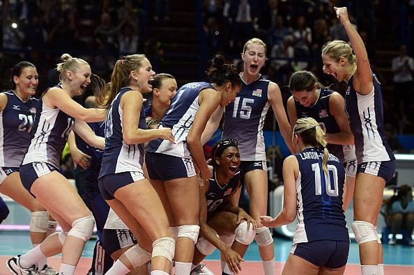 US to meet China in FIVB Women's Worlds final