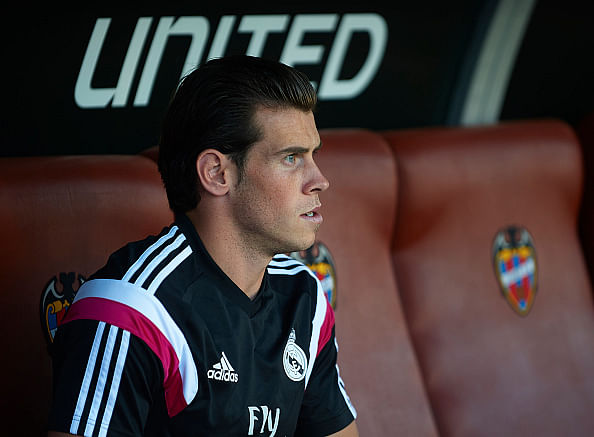 Gareth Bale is a doubt for Real Madrid's crucial ties against Liverpool and Barcelona